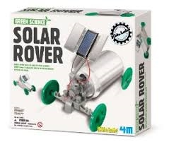 Solar Rover - Green Science