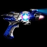 Blue Star Ray Gun