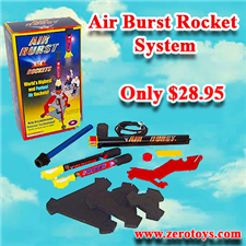 Air Burst Rocket