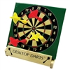Desktop Darts (Mini Dart Board and Dart Set)