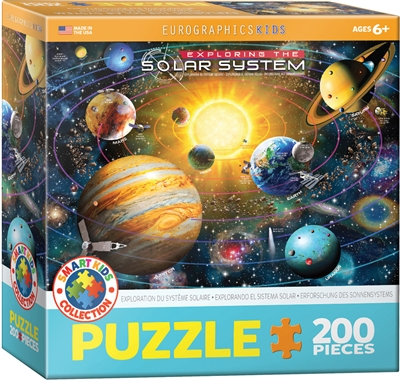 Eurographics Family Puzzles