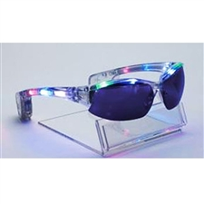 Light-Up Multicolored Sunglasses