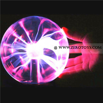 Mini Plasma Orb Light