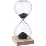 Magnetic Sand Time Hourglass